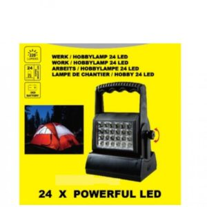 werk hobbylamp led