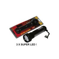zaklamp super led 005458