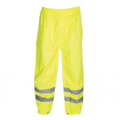 Silverline Hi-Vis Werkbroek