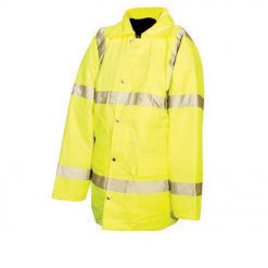 Silverline Reflecterende Hi-Vis Jas